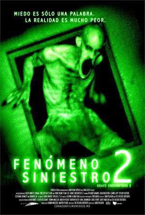 Fenomeno Siniestro 2 [Grave Encounters 2](2012) DVDRip [Español Latino]Un Link]Terror