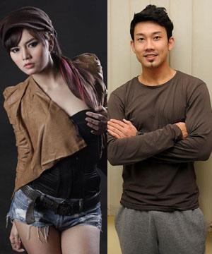 Foto DJ Verny Hot Seksi Dihamili Denny Sumargo