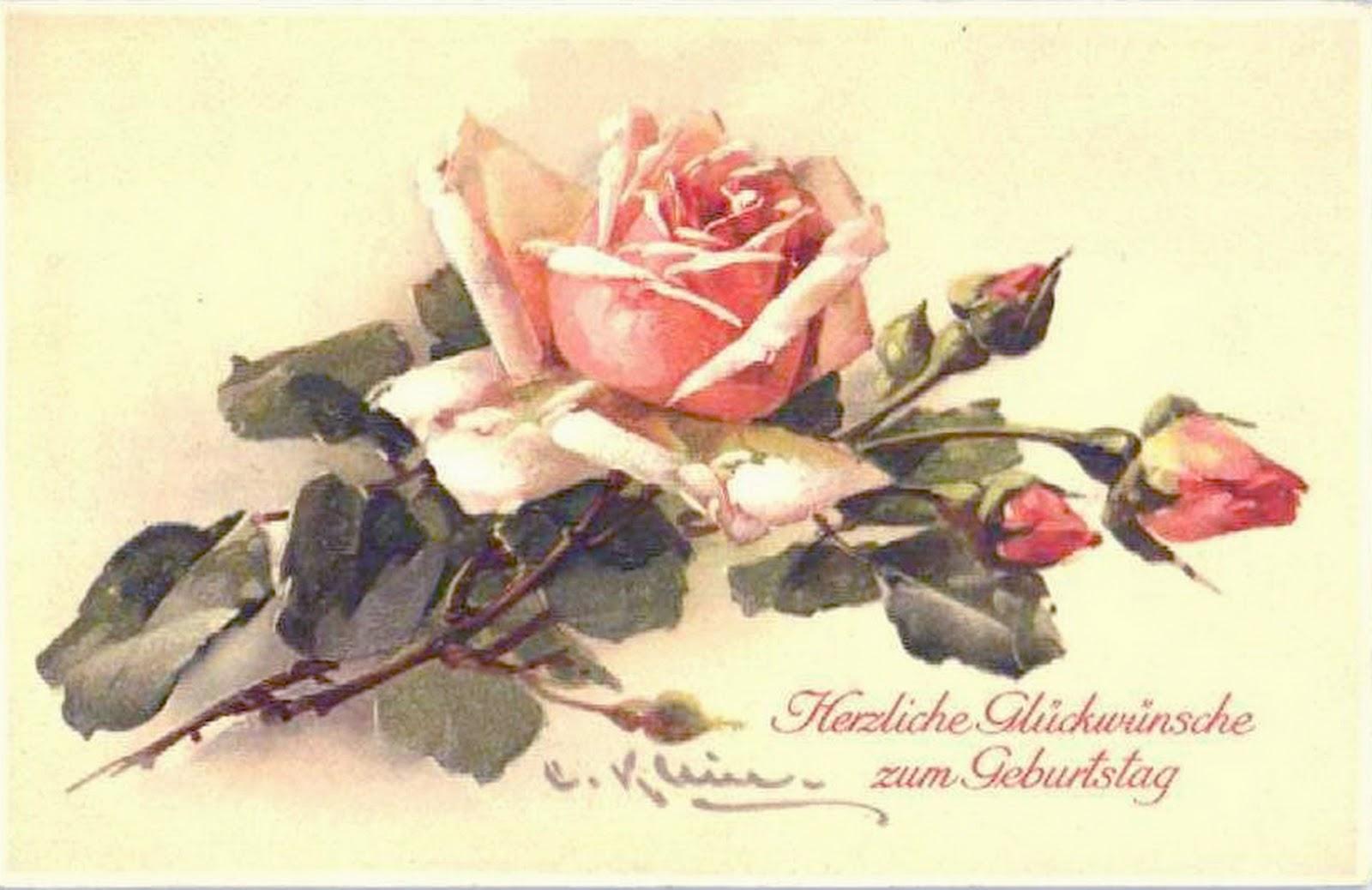 открытки с цветами розами своими руками