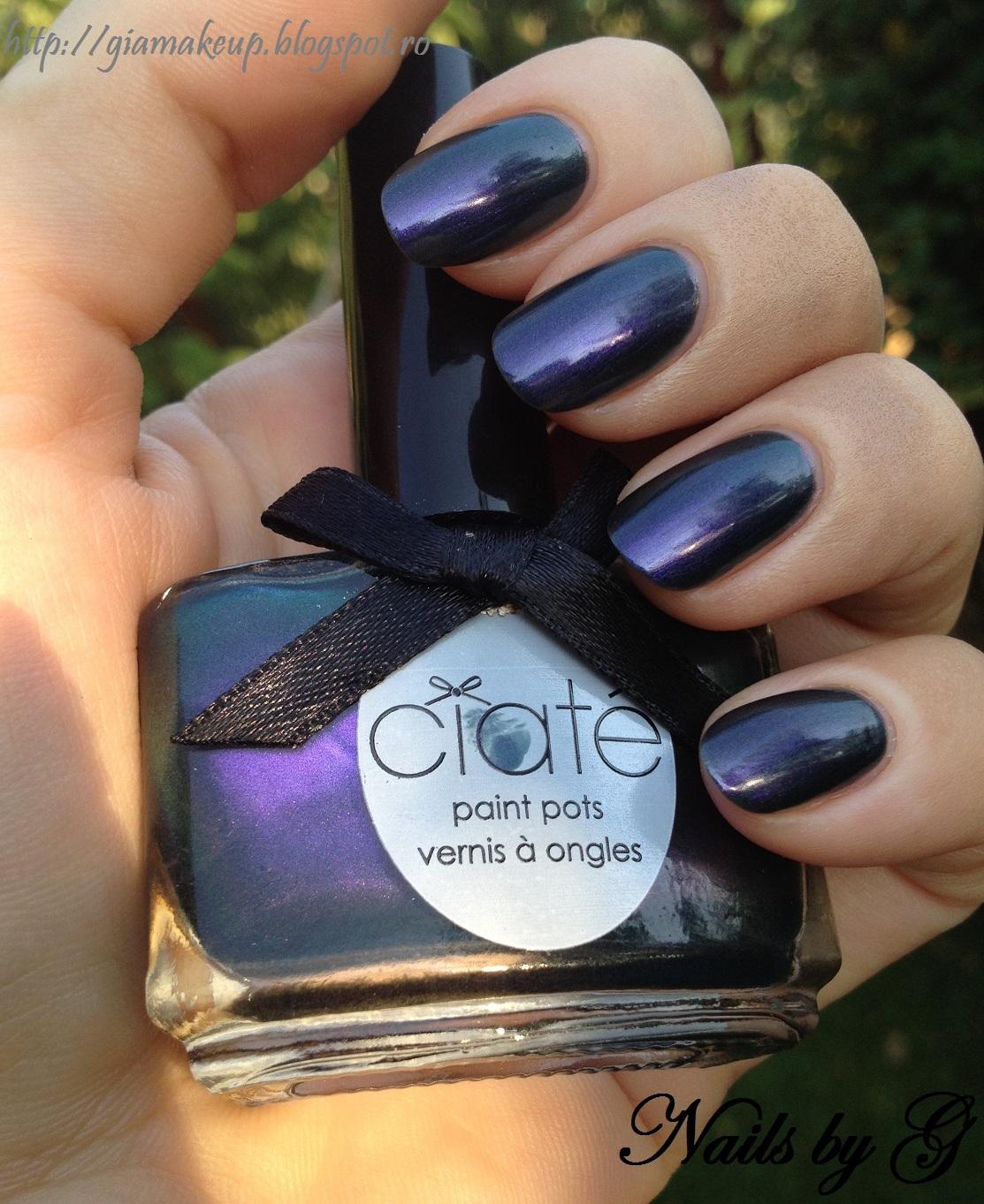 Ciate Starlet: Gia Makeup Blog: Notd: Starlet Chic Reloaded