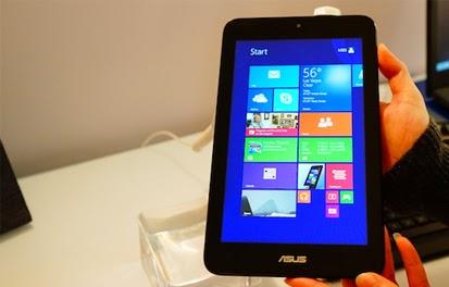 Tablet Asus VivoTab Note 8 | Harga Dan Spesifikasi