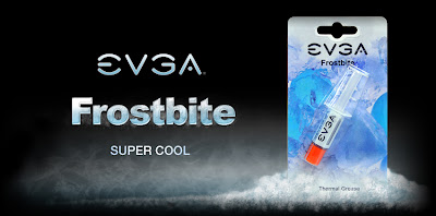 EVGA Frostbite Thermal Grease for overclockers