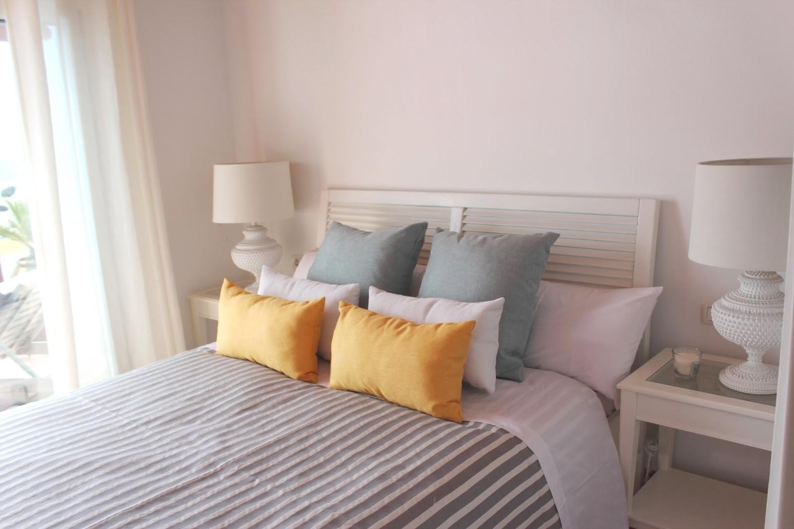 Tatiana doria decoraci n de viviendas habitaci n de - Habitacion de invitados ...