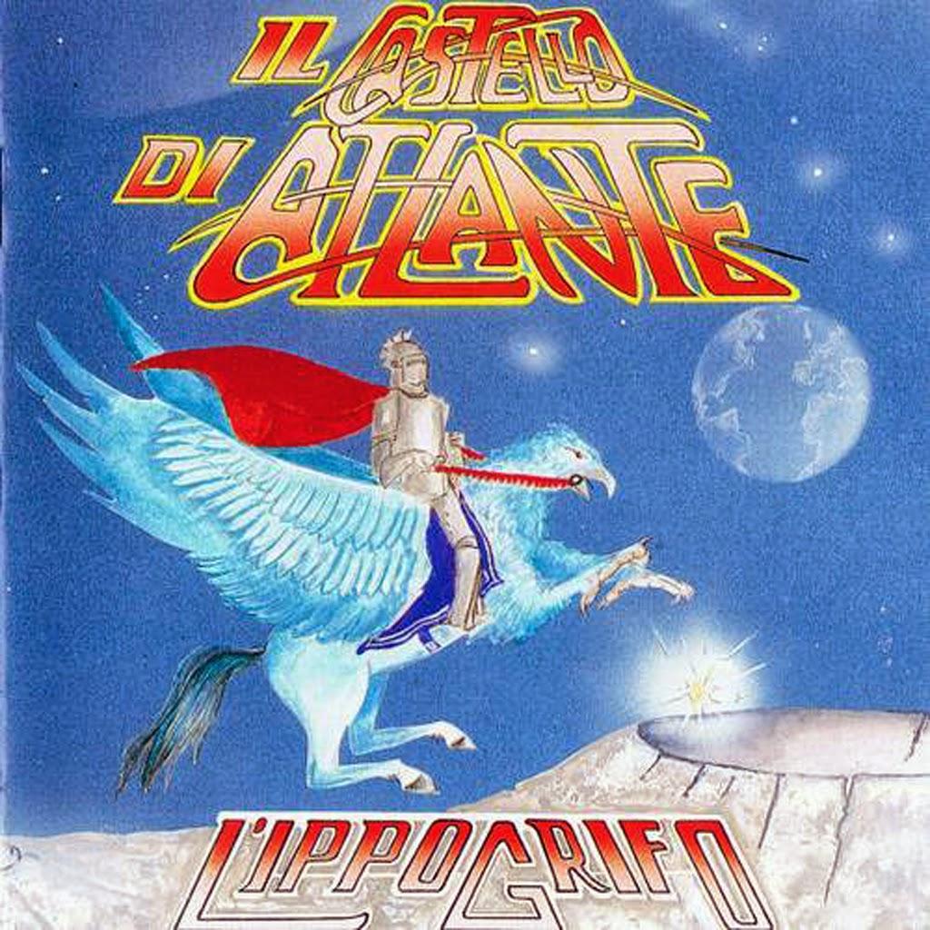 Il Castello di Atlante -L'ippogrifo