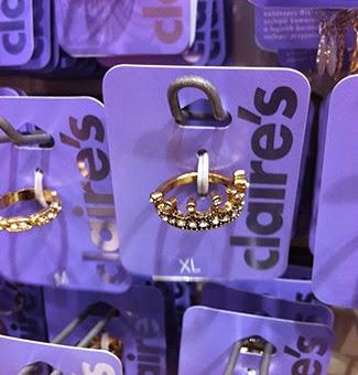 בלוג אופנה, טימור בר, טבעת כתר מקליירס