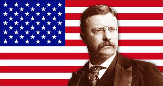 Biografi singkat Theodore Roosevelt
