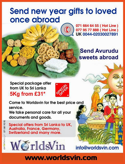 Send new year gifts to loved once abroad.