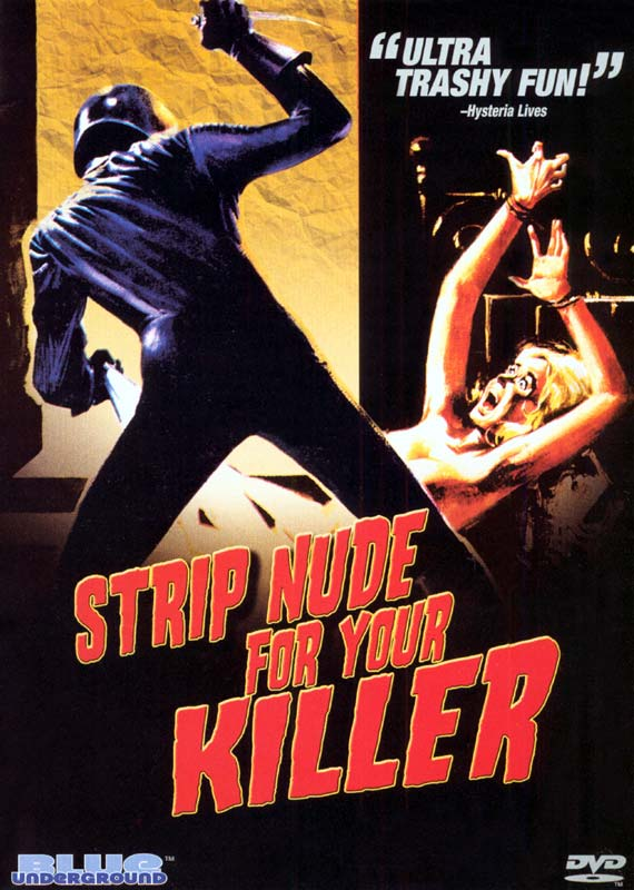 600full strip nude for your killer cover Strip Nude for Your Killer (1975)   Nude per l'assassino, Sometimes a film ...