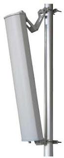 antena sektoral