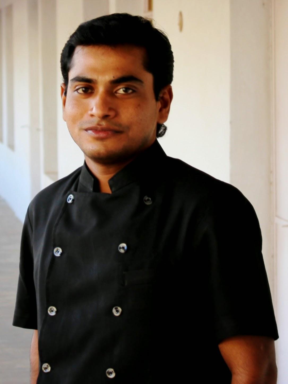 Chef Raj Mohan
