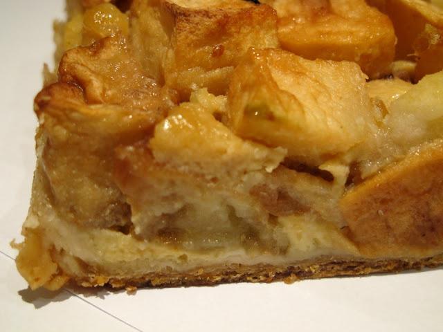 la Gambette à Pain - Tarte aux pommes rustique