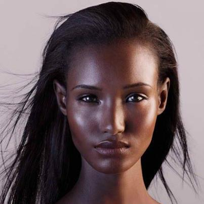Which Race Makes Brown Skin Look Hot