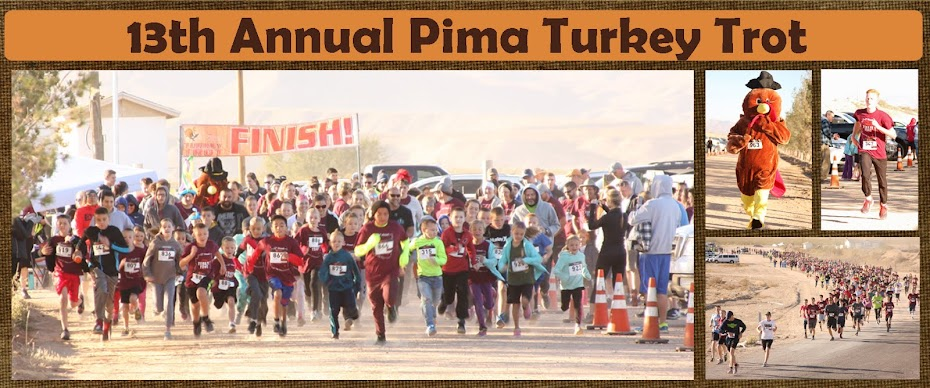 13th Annual Pima Turkey Trot