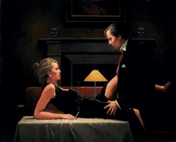 Paintings By Jack Vettriano