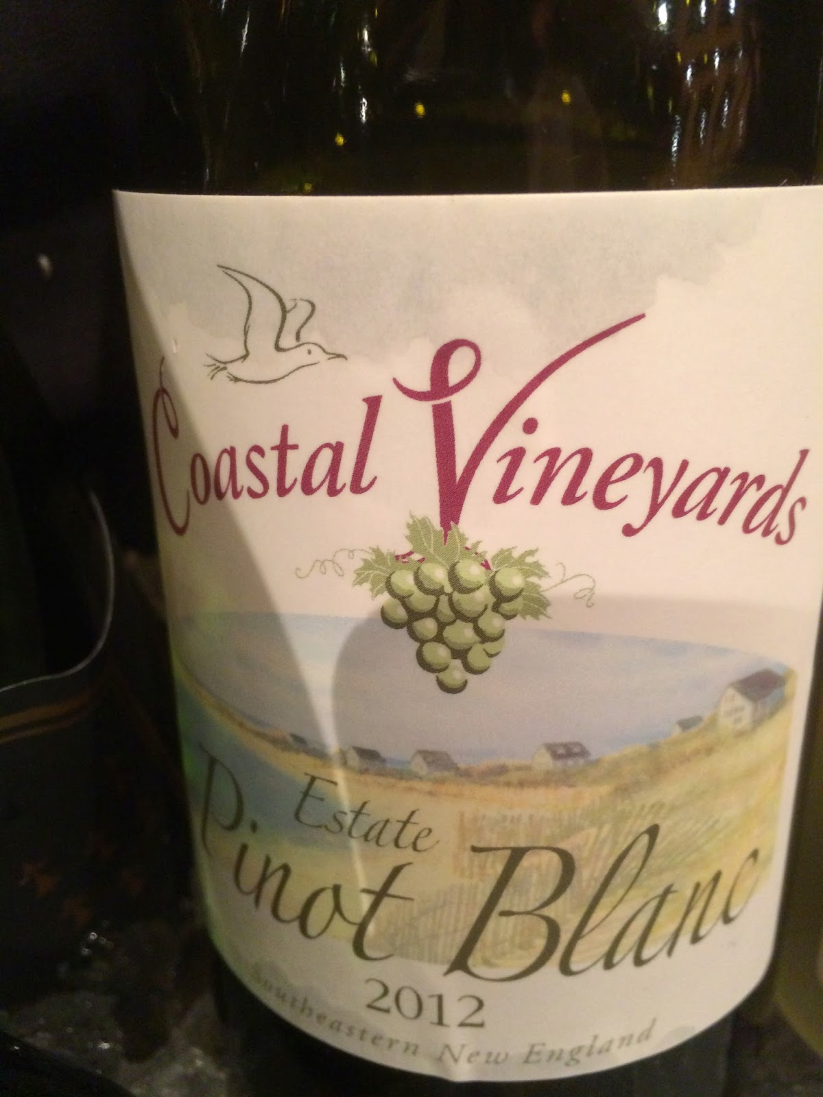 They have eight acres of vinifera grape vines including Chardonnay Pinot Gris Pinot Noir Sauvignon Blanc Gewurztraminer ... & East Coast Wineries: January 2015