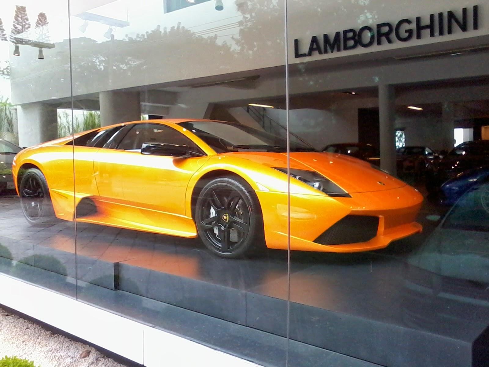 Photoshoot: Lamborghini Murcielago LP640