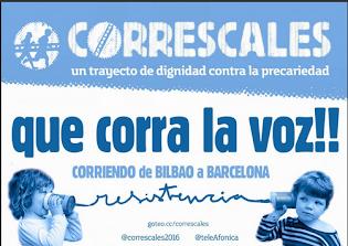 #Correscales