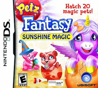 Petz Fantasy: Sunshine Magic