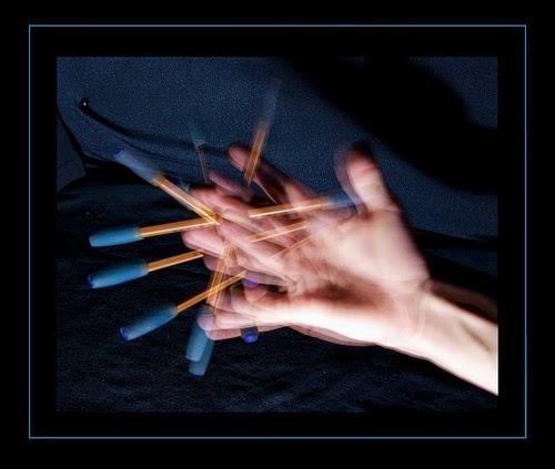 7 trò chơi độc đáo với đôi tay khéo léo