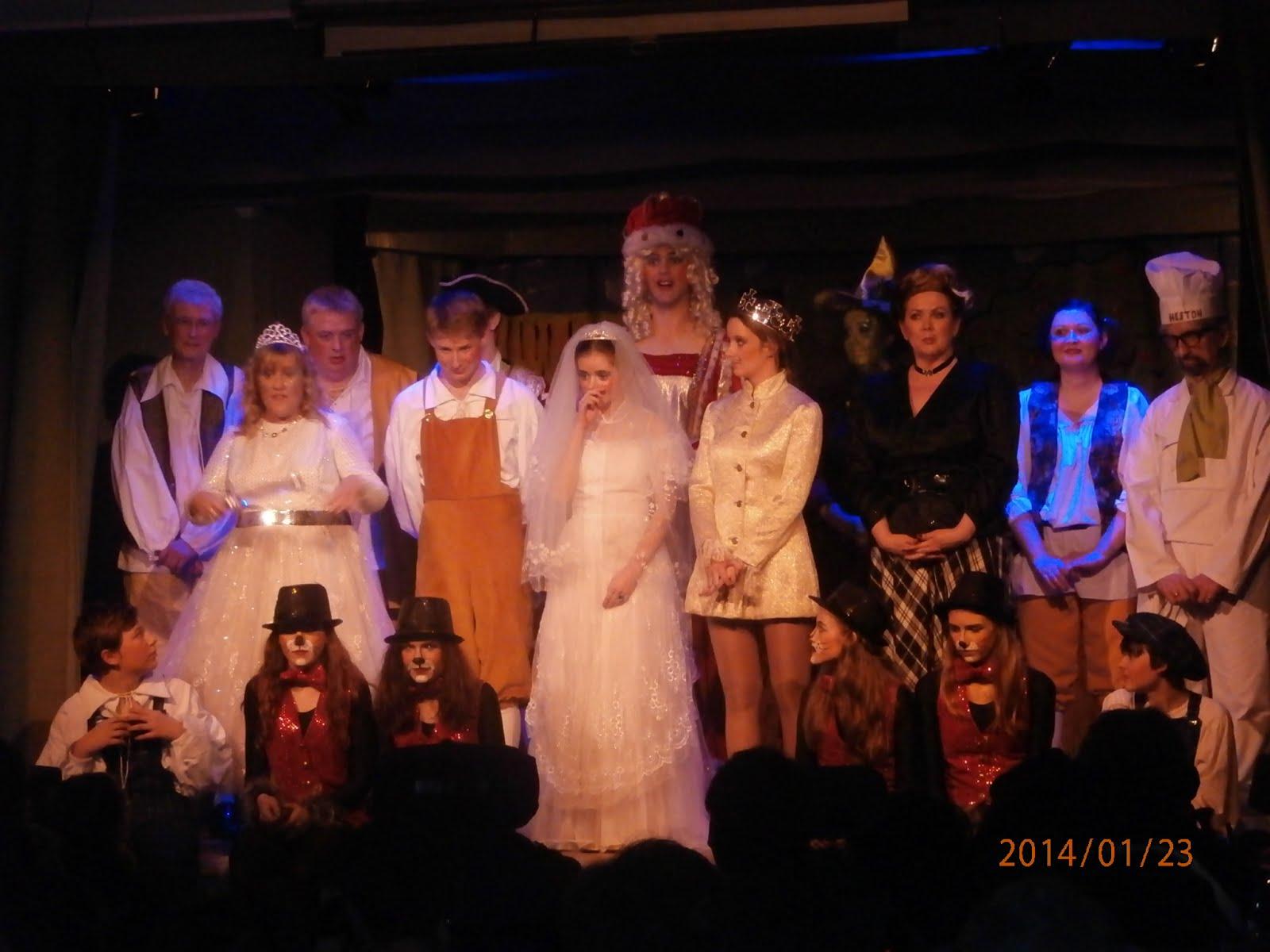 Hansel & Gretel 2014