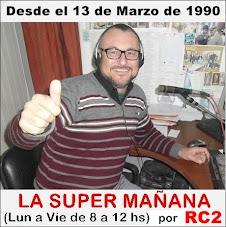 MAS DE 28 AÑOS EN LA RC2