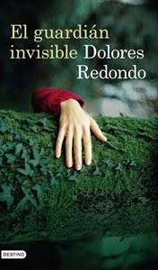 Ranking Semanal: Número 1. El Guardián Invisible, de Dolores Redondo.
