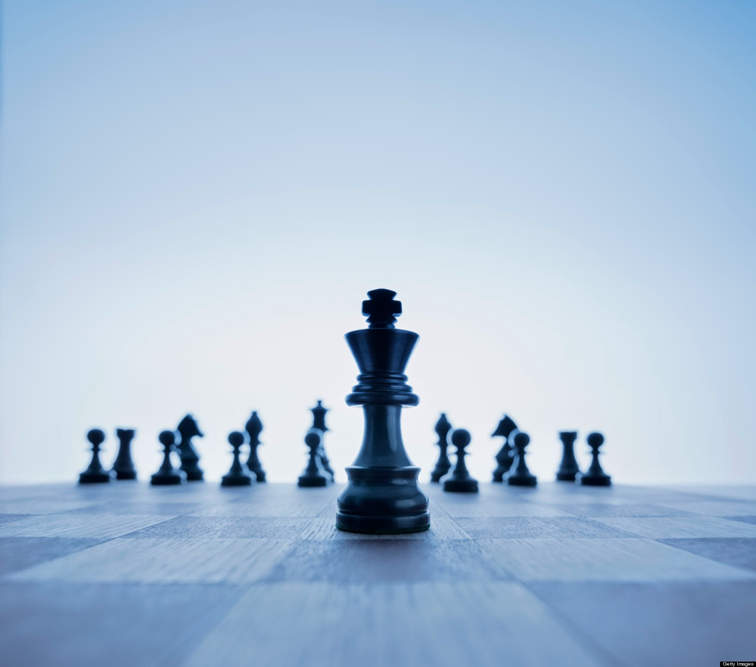 Leadership Promises - Against The Odds