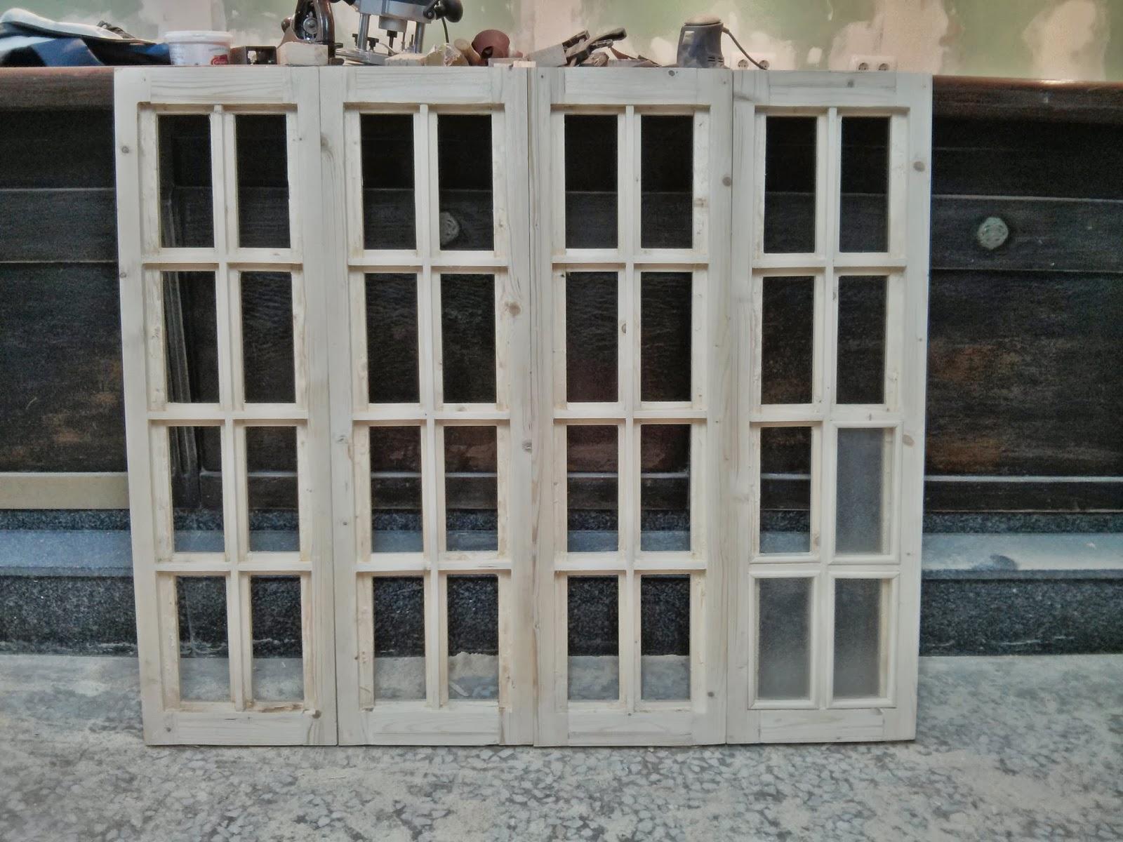 Cómo construir ventanas de madera | Bricolaje
