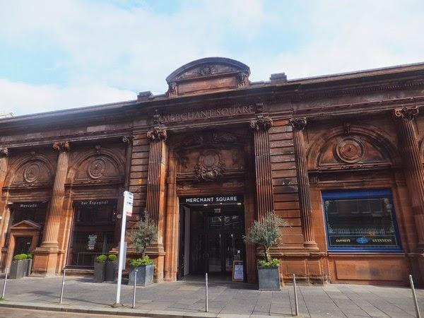 Glasgow Scotland écosse East End merchant city