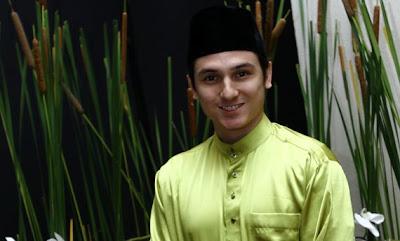 Gambar Zain Saidin Kacak Mahu Berlakon Hero Di Indonesia