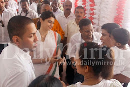Mervin Malaka and Hirunika : Malaka still free