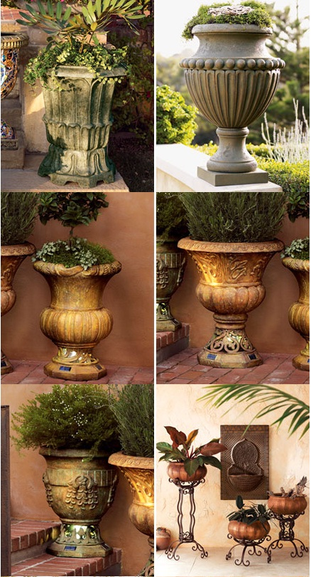 6 Beautiful Pot Planters For Outdoor Garden