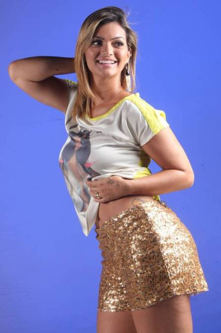 Kelly Key Anos Depois De Posar Nua Ainda Eibe Boa Forma E Deia