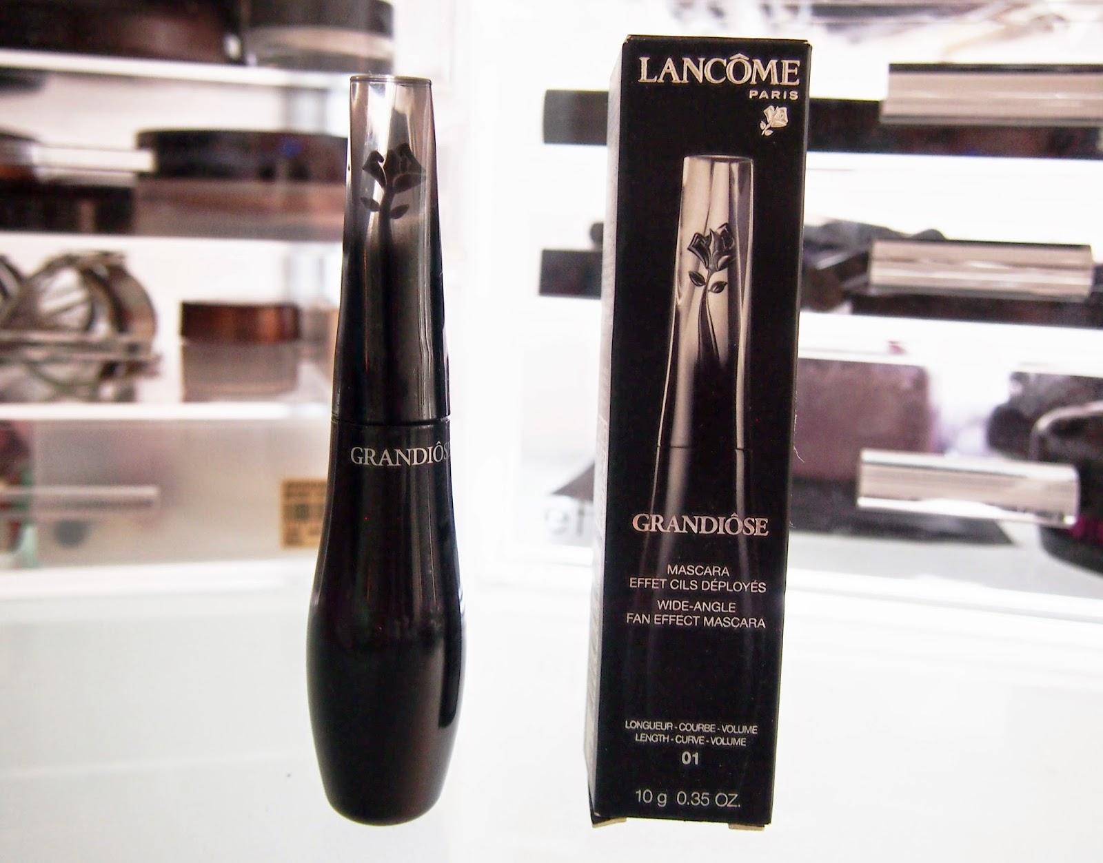 37a68ff22a6 Review: Lancome Grandiose Mascara. Lancome Grandiose Mascara has got to ...