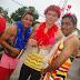 """Carnaval 2012 - arrastão do bloco """"Os Deserdados"""""""