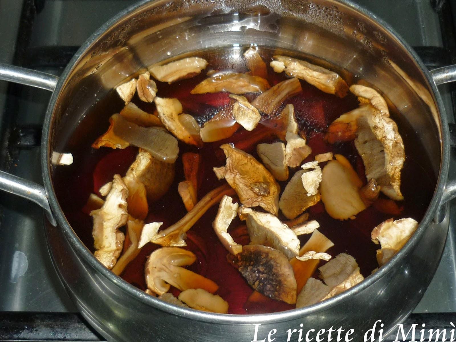 Le ricette di Mimì: Zuppa di fagioli borlotti e cereali misti con ...