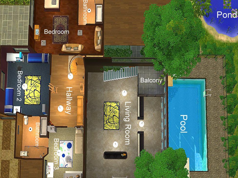 Big House Floor Plans