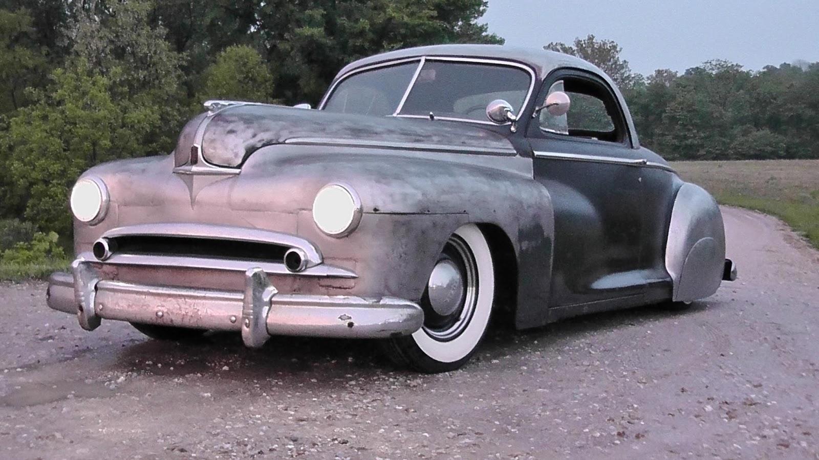 Working Class Kustoms Plymouth 1946 Custom