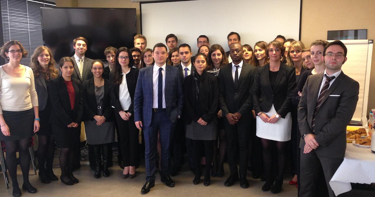 Visite au cabinet d 39 expertise comptable orcom le blog du - Stage en cabinet d expertise comptable ...