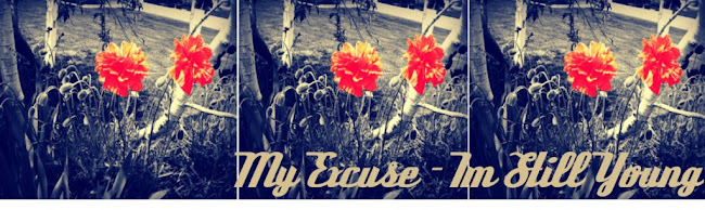 My excuse - I'm Still Young