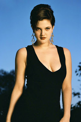 Drew Barrymore Hot Mix  16 Pics