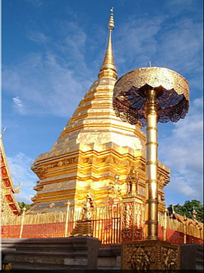 ThailandHoneymoon; Wat Phra That Doi Suthep - Chiang Mai Attractions