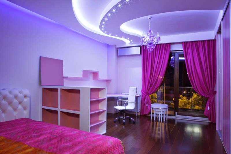 10 unique false ceiling designs made of gypsum board for Room design in pakistan