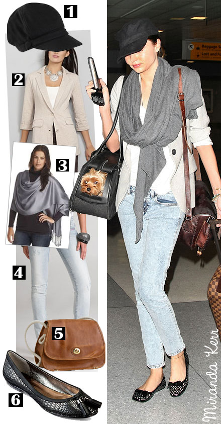 Jet Setters- Airport Chic