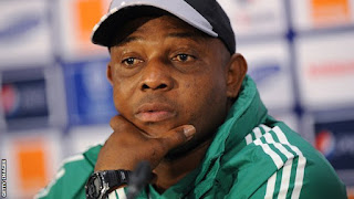 CAN2013, Nigéria, Stephen Keshi,