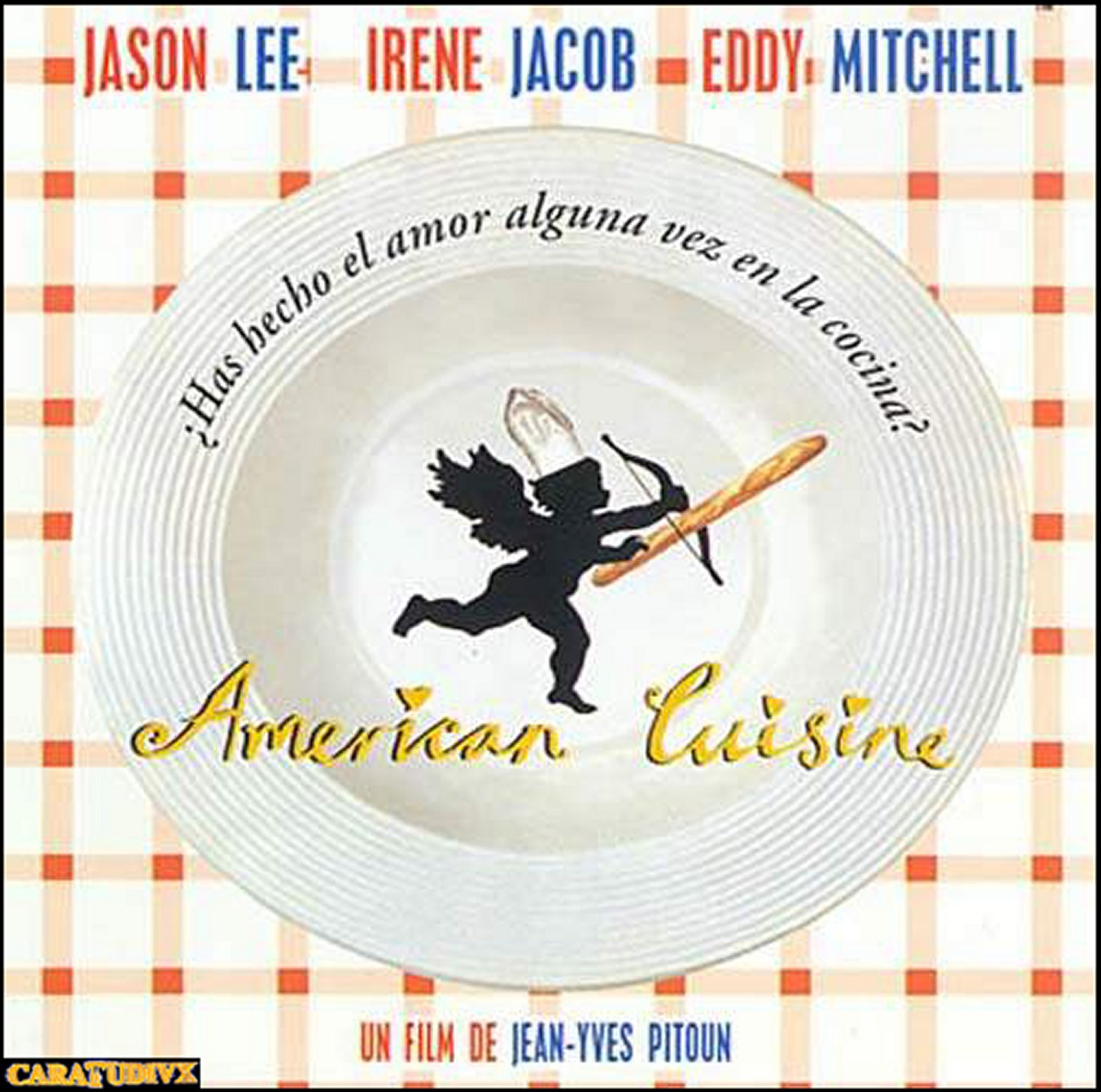 american cuisine espa ol dvd screener by hipotalamo