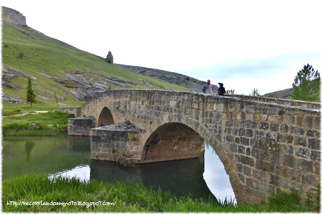 Puente sobre río Ucero, Ciudad de Osma