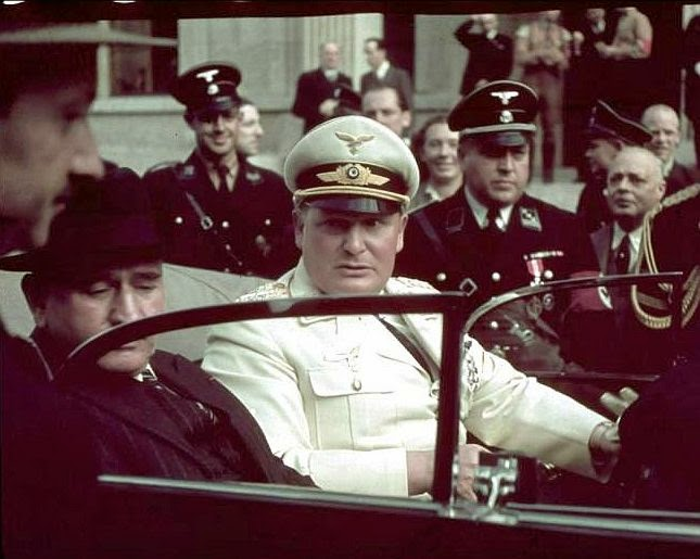Daladier Goering Munich 1938