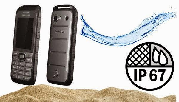 Resmi!!! Samsung B550 Xcover 3, Spesifikasi dan Harga HP Tahan Banting 1,3 Juta