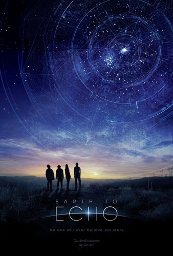Film Earth to Echo 2014 di Bioskop